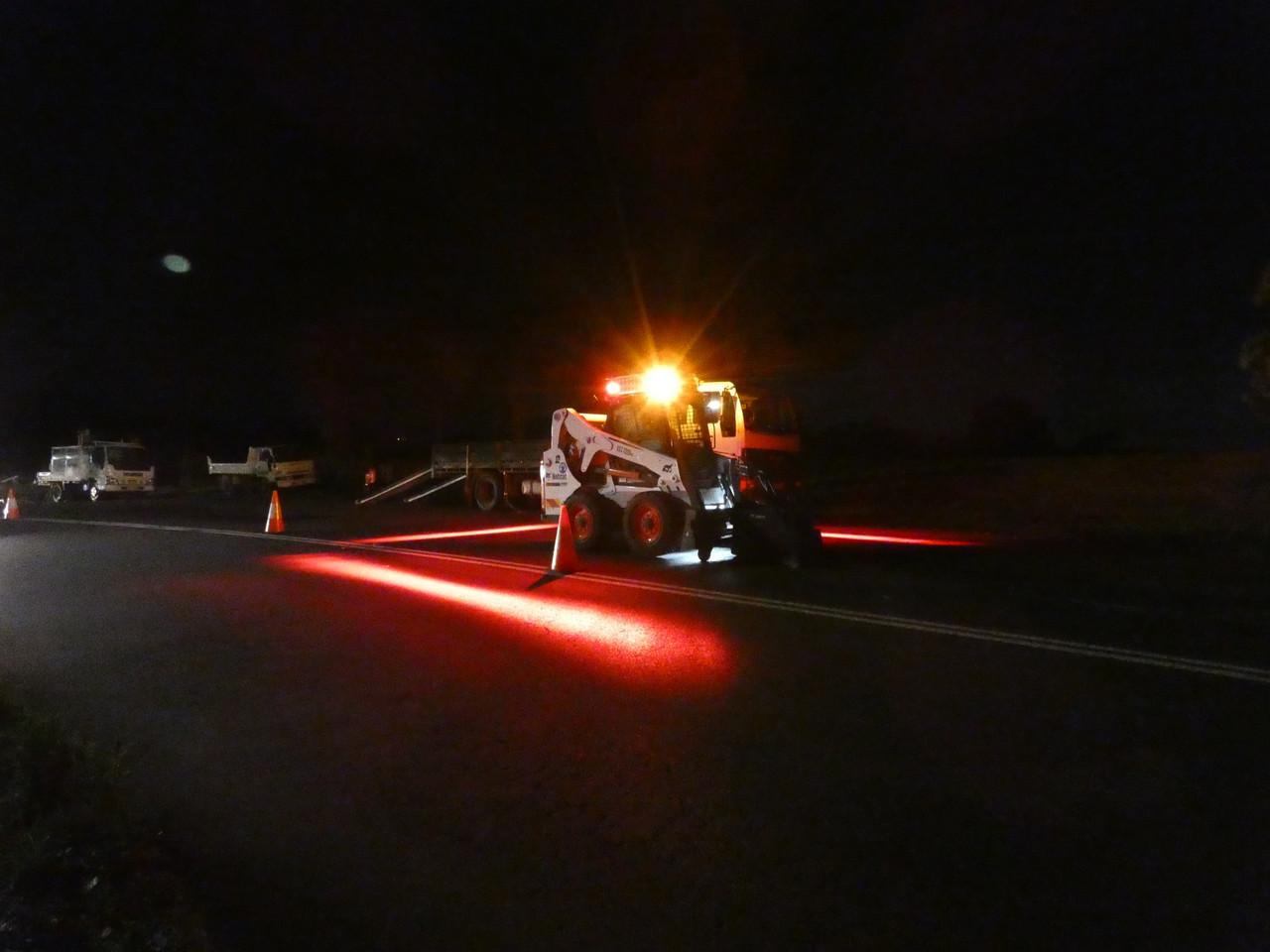 New 30 watt Safety Halo Light with Smart Technology