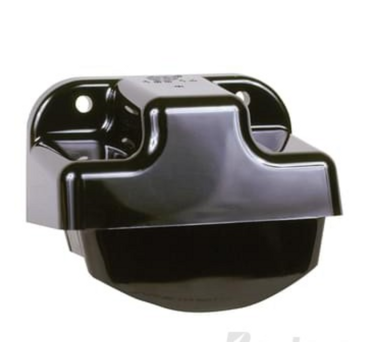M153C-141 - Licence Plate Lamp. Surface Mount Black Body. Multi-volt. Water & Dust Proof. Peterson. RV. Ultimate LED.