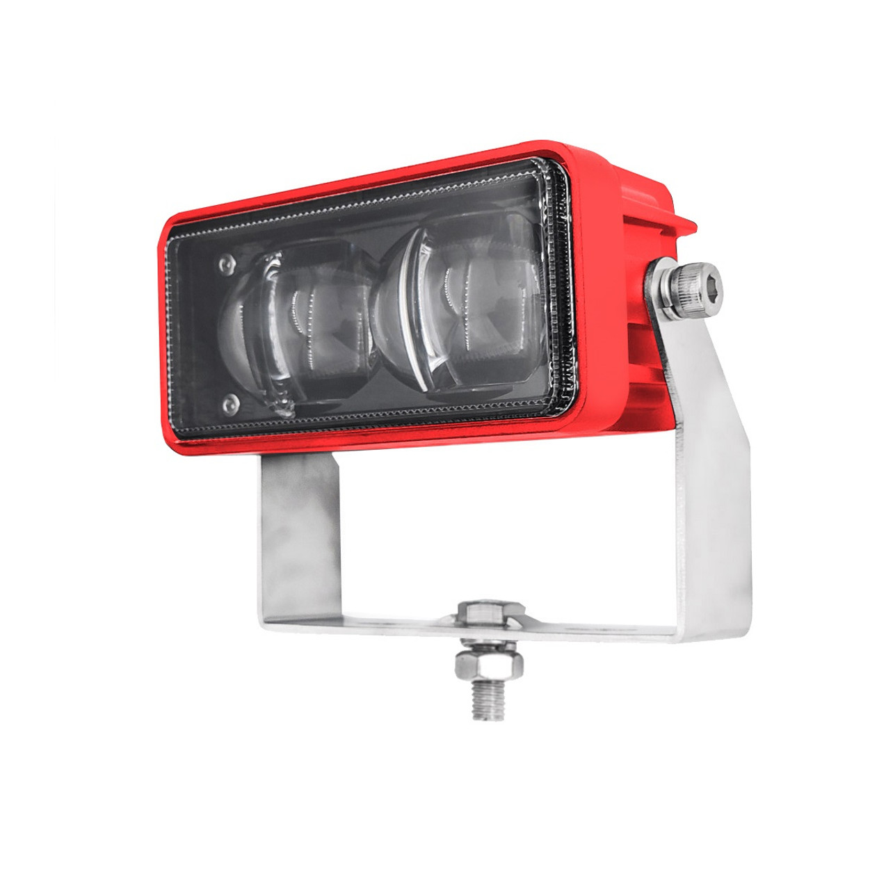 New 30 watt Workplace Safety Halo Systems with Smart Technology  by Ultimate LED Australia The brightest performing red line light on the market