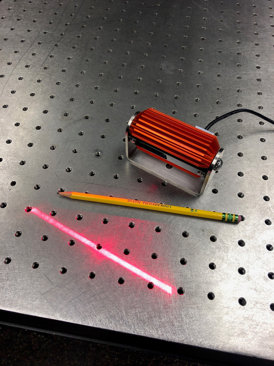 Laser Safety Halo by Ultimate LED Class 2 safe made in the USA