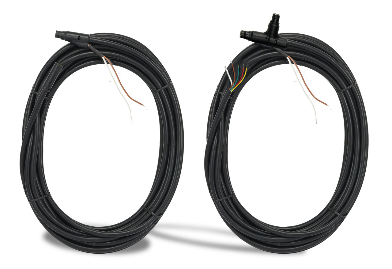 TK12x6LR - 12 x 6 Plug in Cable Kit. Large Round Trailer Plug. Waterproof Plug and Cables. No Assembly Tools Required.  LED Autolamps. Ultimate LED.
