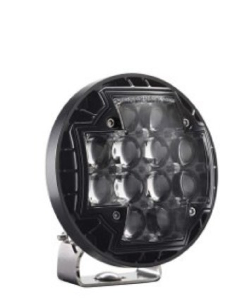 RVD63341 - LED Driving Lamp Hyperspot Rigid. R2-46 Series. Multi-Volt 9-36V. IP69. 3645lm. 12 LEDs. RoadVision. Rigid Industries. Ultimate LED.