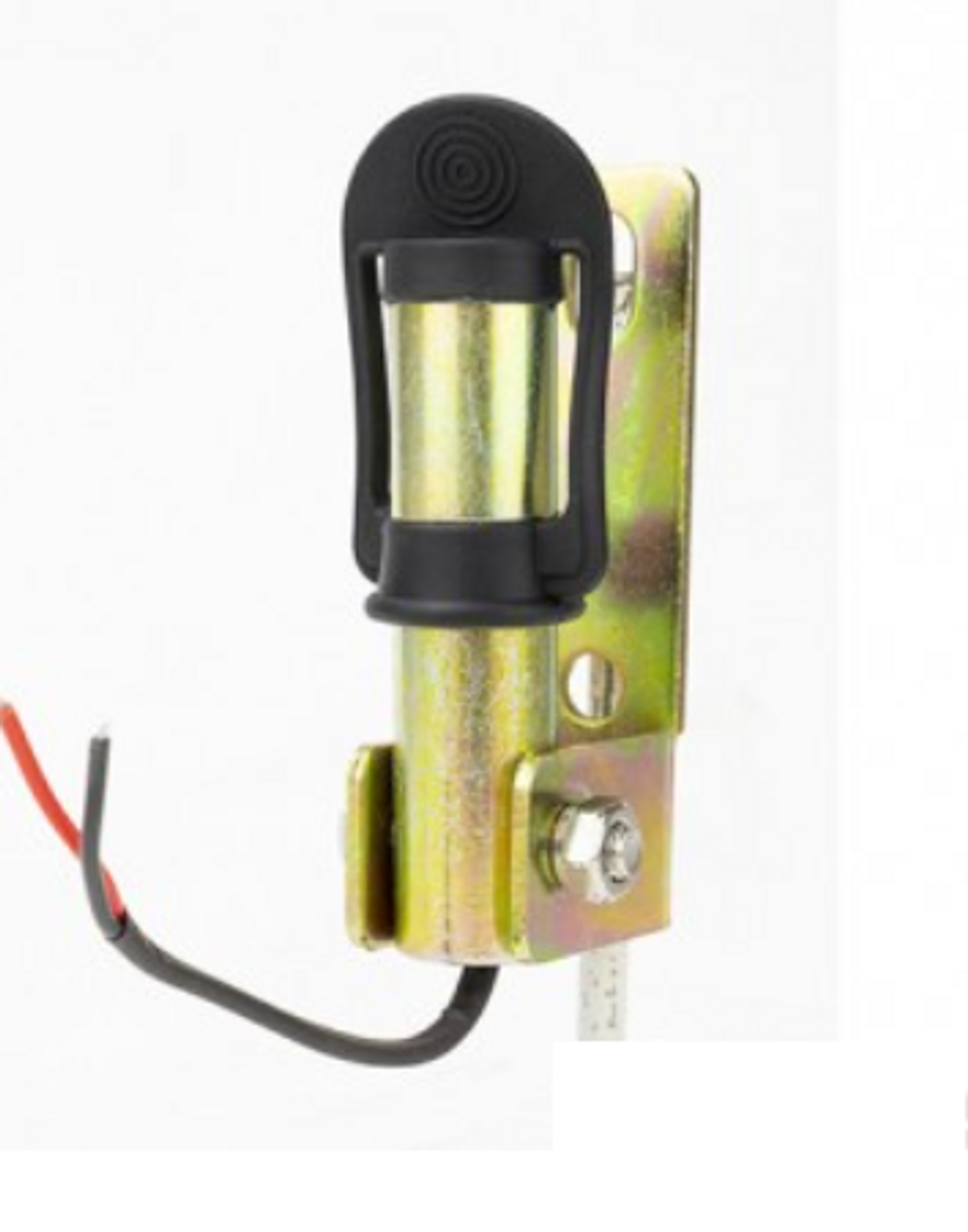 DIN Pole Mount Bolt On and Fold Away Style for your Safety Beacon with Power Leads