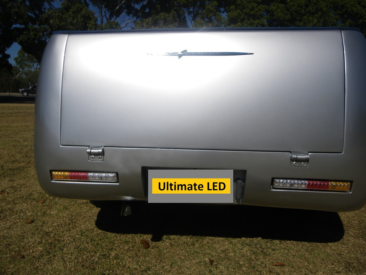 BR300ARW Fitted to our customers ute. This Tail Light is also used on many Mine Vehicles Lighting System. Supplied by Ultimate LED