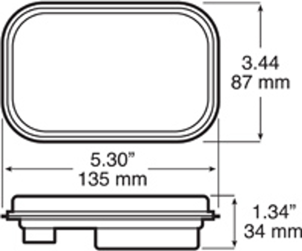 Line Drawing for 850 Series