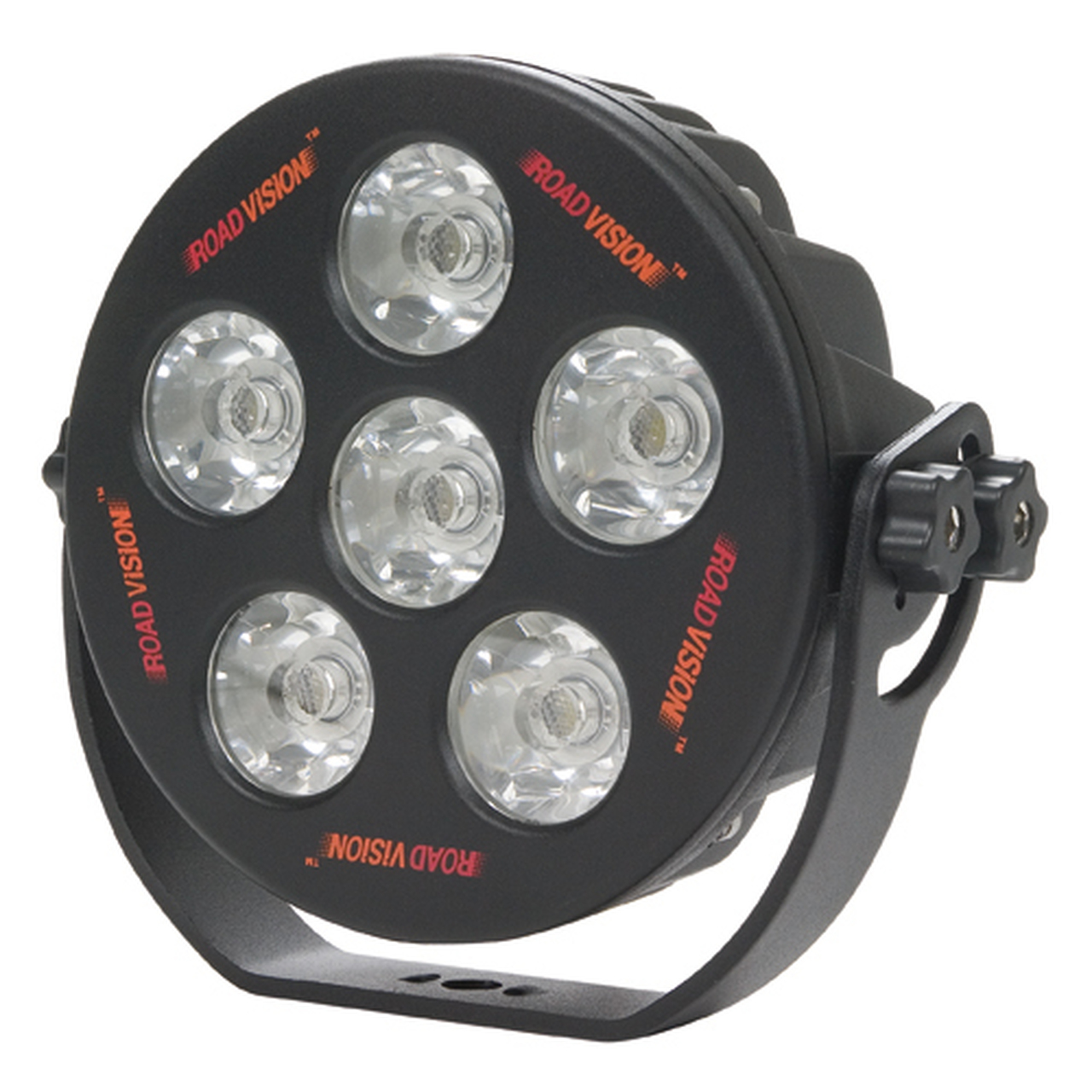 Work Light Flood Beam. 180 mm Round. LED6100F. 60 Watt. Submersible Water Rating: IP68. Submersible to 3 Metres