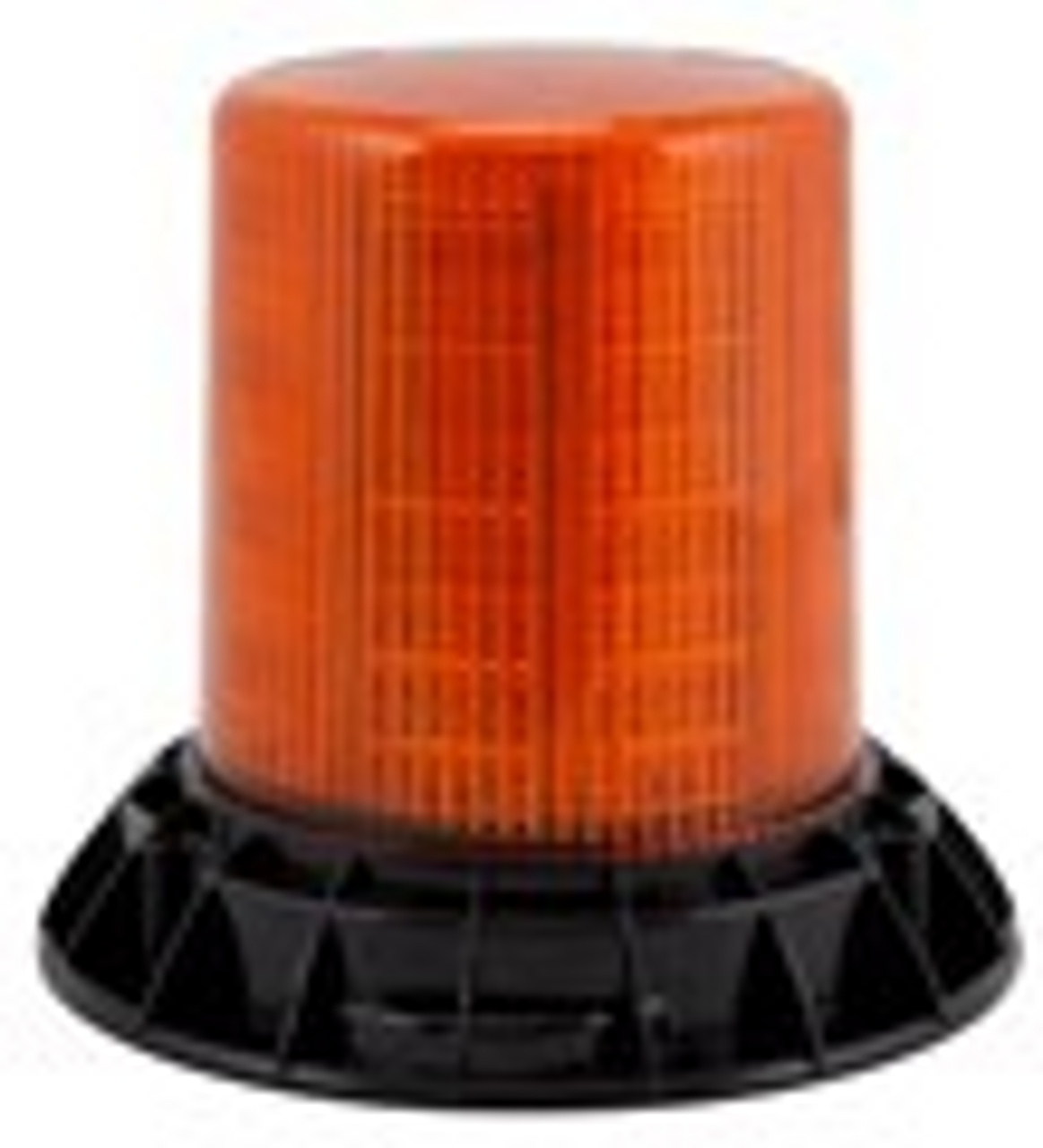 RB155Y - Amazing Amber LED Rotation Safety Beacon. Super Bright and Reliable. Amber LED's with Amber Lens. RB155Y. Roadvision. Ultimate LED.