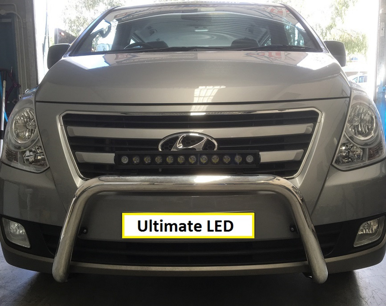 Another happy customer. 20 inch combination light bar. Supplied and fitted by Ultimate LED