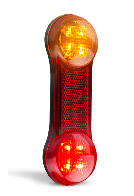 DB2 - Stop, Tail, Indicator, Reflector, 12v Twin Pack 30cm Cable. Autolamp. Ultimate LED.