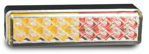 135ARM2 Stop  Tail  Indicator Multi-volt Twin Pack. AL Ultimate LED. AL Ultimate LED. (inactive)