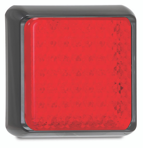 100RM - Stop, Tail Light Multi-Volt 12v & 24v Single Pack. AL. Ultimate LED.