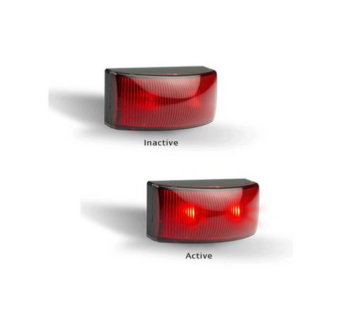 5025RM2 - Rear End Outline Marker Multi-volt Twin Pack. AL. Ultimate LED.