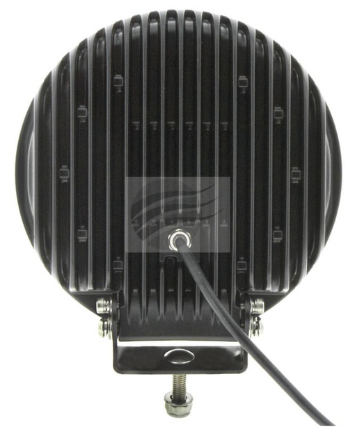 "IDL1205BRS - Spot Beam Driving Light 7"" 120 Watt. Multi-Volt Single Pack. CD. Ultimate LED."
