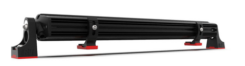 RBL1400C - SR2 Series 40-inch Light Bar Single Row. 90 watts. 30 x 3-watt LED's. Combination Beam. Dual Mounting System. 7 Year Warranty. RBL1400C. Premium Driving Light Bar. RoadVision. Ultimate LED.
