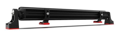 RBL422C - DCSX Series Curved Bar Single Row Light Bar 22 inch. 10 watt LED's 100 watt Light Bar Combination Optical Beam. RBL422C. Premium Driving Light Bar. RoadVision.  Ultimate LED.