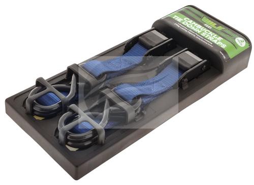 HU5100 - Cambuckle Tiedown Straps 2 Pack. HULK. CD. Ultimate LED.
