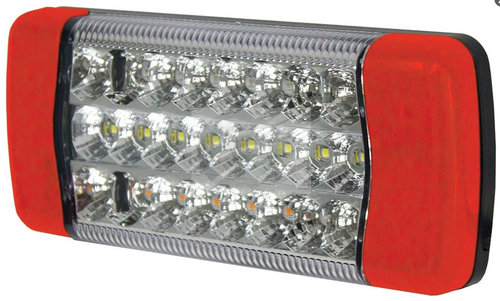 LS9048 - Combination Stop Tail Indicator Light Multi-volt Single Pack. Jaylec. CD. Ultimate LED.