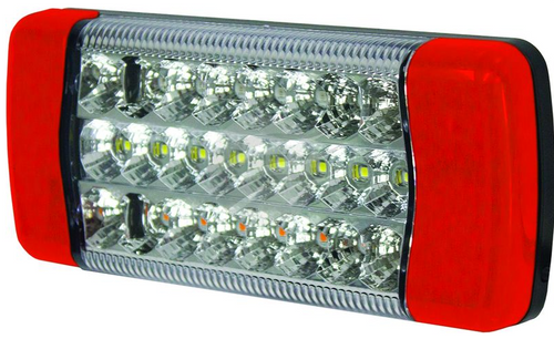 LS9049 - Combination Stop Tail Indicator Reverse Light. Multi-volt Single Pack. Jaylec. CD. Ultimate LED.