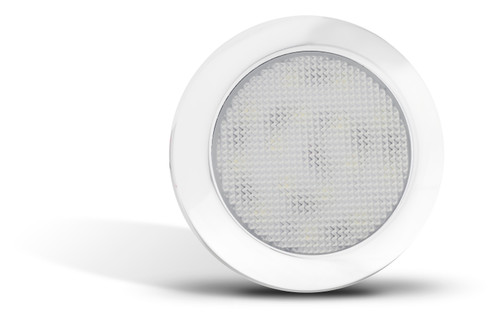 7515W - Cool White Interior Lamp. Surface Mount. High Brightness LEDs. Low Profile Design. 3 Year Warranty. 12v Only. Autolamps. Ultimate LED.