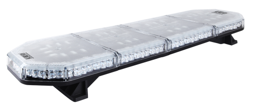 LB964ACM - Amber Emergency Bar. High Brightness LEDs. Heavy Duty Build. Low Profile. Surface Mount. Multi-Volt 12v & 24v. 19 Selectable Flash Patterns. Autolamps. Ultimate LED.