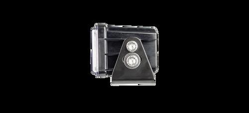 HL250 - Low Beam Lightbar. Swivel, Tilt Bracket Mount. High Brightness LEDs. Heavy Duty Design. 5 Year Warranty. Multi-Volt 12v & 24v. Tough Steel Bracket. Autolamps.  Ultimate LED.