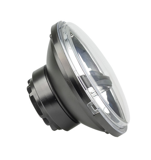 HL146 - High, Low Beam and Front Position Halogen Replacement Light. Twin Pack. 5' Round Light. Multi-Volt 12v & 24v. Autolamps.  Ultimate LED.