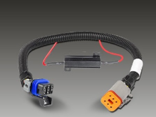 SO282ARWM2LR450+PATCHCOLORADO - Colorado Patch Cable System. Plug and Play. Easy LED Upgrade. Stop, Tail, Indicator and Reverse. Lamp with Conversion Cable, Plug. Prewired Lamp and Patch Lead to Vehicle Loom. Application to Suit Holden Colorado. Autolamp. Ultimate LED.