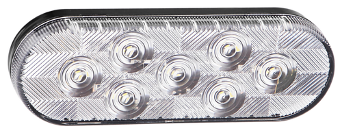 164WM - Single Function, Recess Mount. Reverse Light. Shock, Dust & Water Proof. Includes Grommet and Plug. Multi-Volt 12v & 24v. 5 Year Warranty. Autolamps. Ultimate LED.