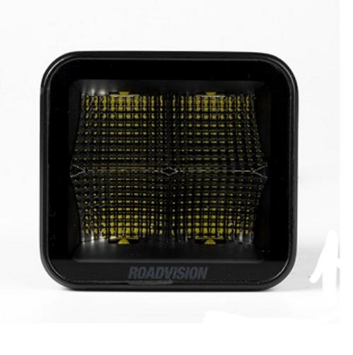 RWL4840F - LED Work Light. Square Flood Beam. 3016lm. Multi-Volt. Single Pack. 5 Year Warranty. RoadVision. Ultimate LED.