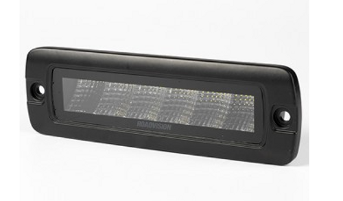 RWL2835FFM - Rectangle Flood Beam Work Light. 1986lm. Flush Mount. Multi-Volt. Single Pack. 5 Year Warranty. RoadVision. Ultimate LED.