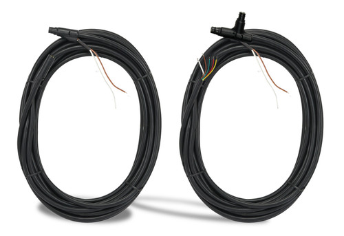 TK6x4LR - 6x4 Plug in Cable Kit. Large Round Plug. Waterproof Plug and Cables. No Assembly Tools Required. Autolamps. Ultimate LED.