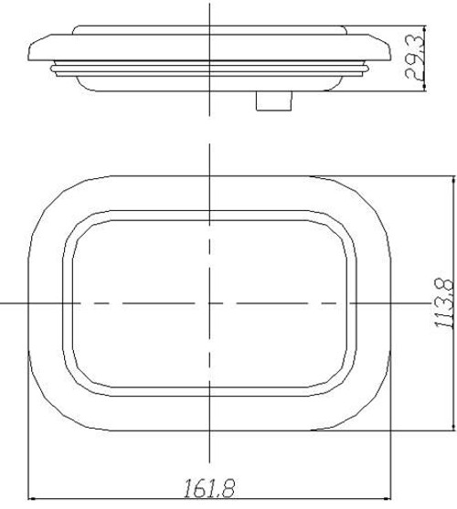 Line Drawing BR160 Series