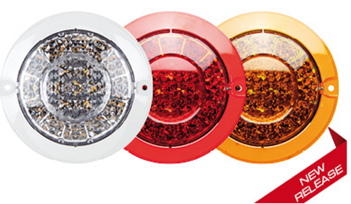 New Release. Stop, Tail. Indicator and Reverse Light. Clear or Coloured Lens. Create your own style. Ultimate LED