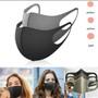 3D Reusable Mask ( Color )