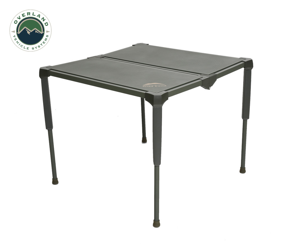 Wild Land Camping Gear - Table Size Large. Standard Table View 1
