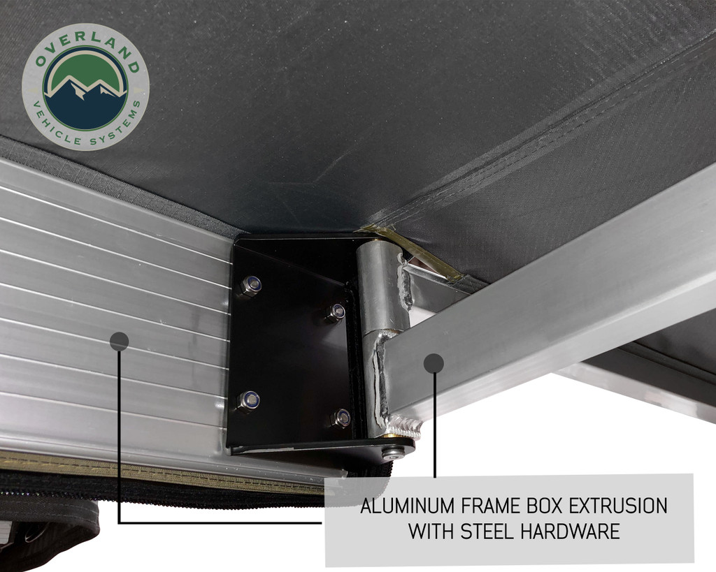 270 awning driver side double hinge