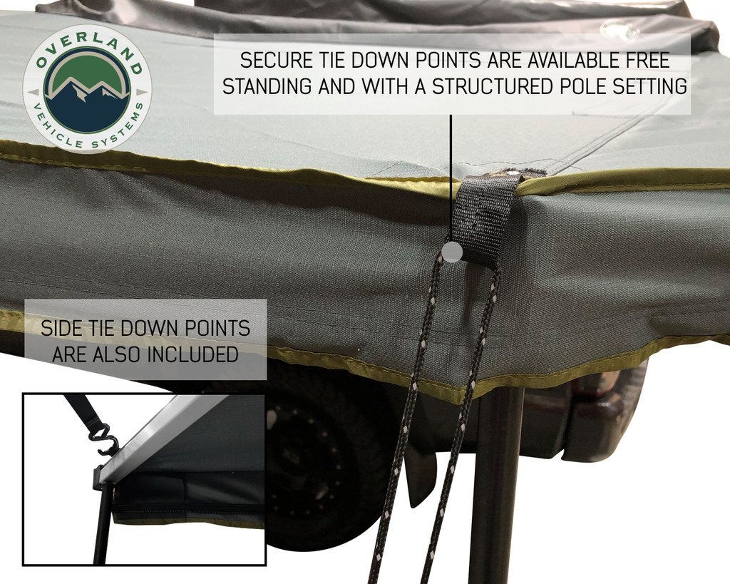 270 awning tie down points  driver side