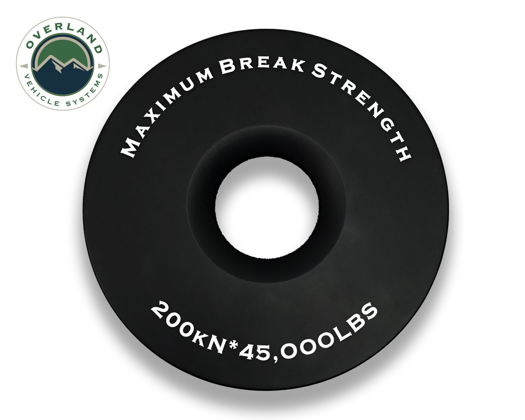 6.25 recovery ring with weight rating