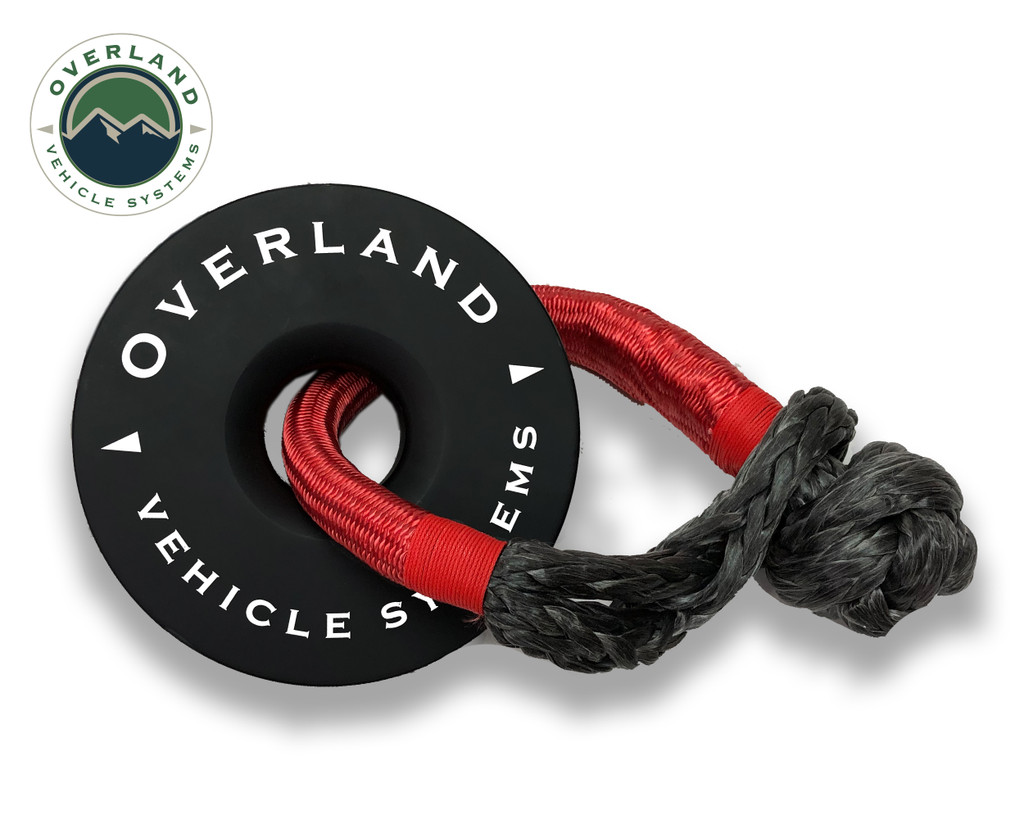 6.25 recovery ring with soft shackle 5/8