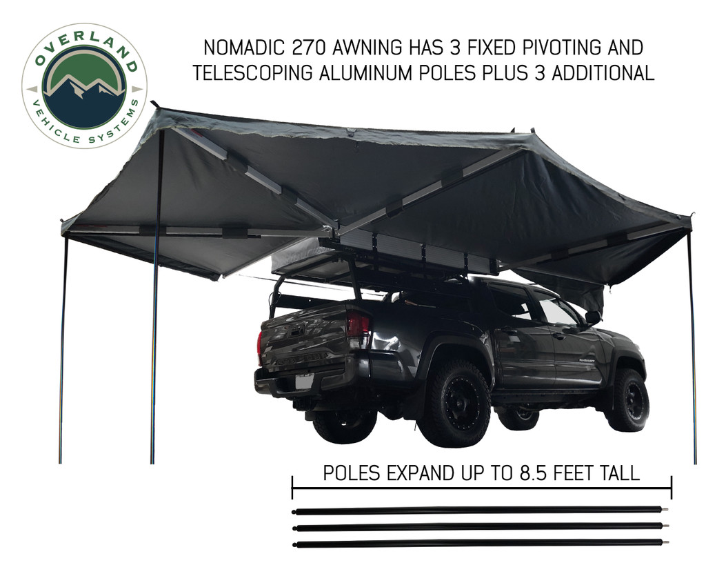 270 awning view with poles deployed