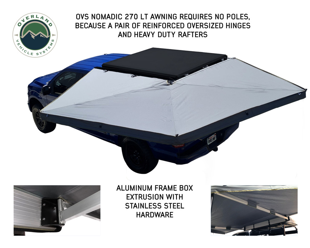 270 Awning Side View with Features