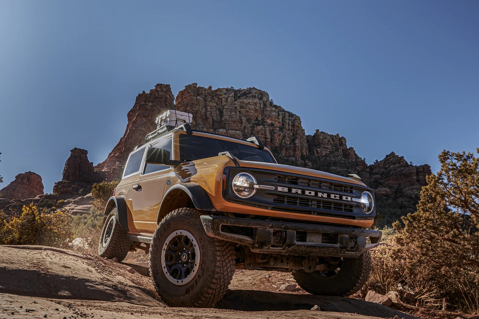 Recommended Overland Vehicle Systems Accessories for The Ford Bronco