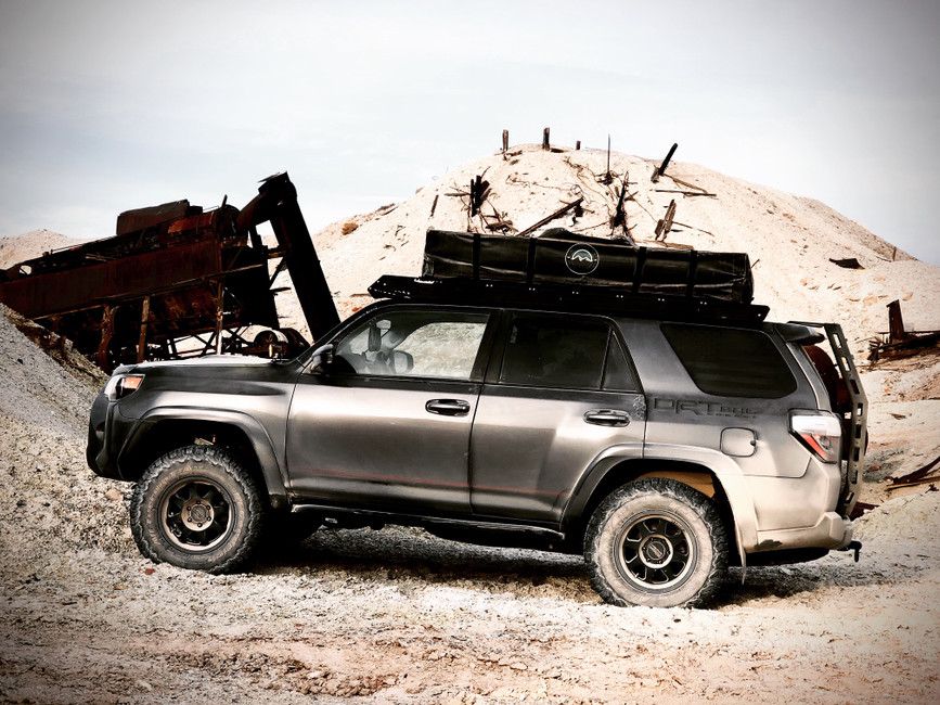  Recommended Overland Vehicle Systems Accessories for Toyota 4Runner Gen5
