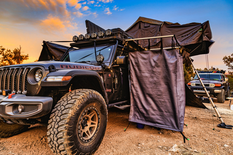  Recommended Overland Vehicle Systems Accessories for Jeep Gladiator