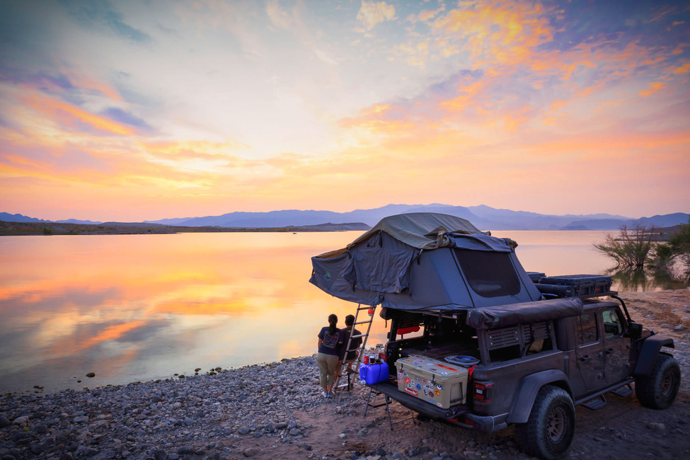 How to Choose an Overland Vehicle Systems Roof Top Tent