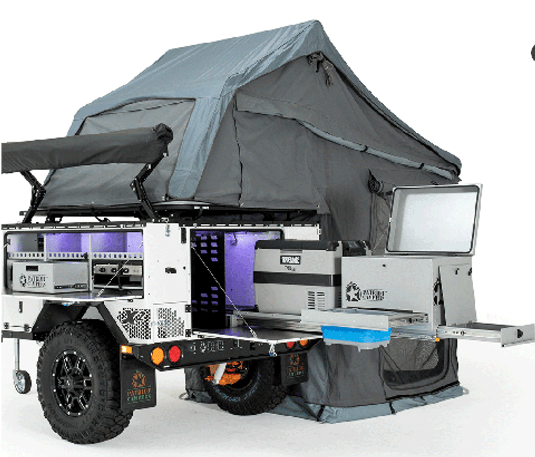 7 Off-Road Trailers That Will Follow You Anywhere
