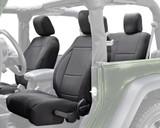 11010301 King 4WD Premium Neoprene Seat Cover Jeep Wrangler JK 2 Door 2008-2012