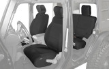 11010401 King 4WD Premium Neoprene Seat Cover Jeep Wrangler Unlimited 4 Door 2008-2012. Full 12 Piece Set on Seats