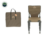 Wild Land Camping Gear - Chair With Storage Bag. Chair w/ Storage Bag
