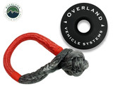 recovery ring and soft shackle
